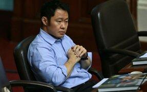 Fiscalía solicita impedimento de salida del país para Kenji Fujimori