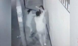 Piura: intentan secuestrar a niña pero madre lo impide