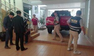 Luis Castañeda: incautan camioneta que habría sido comprado con dinero de Odebrecht