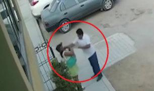 Puente Piedra: hombre golpea y provoca desmayo de mujer porque no quería pagar deuda