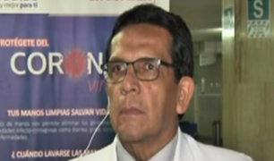 Autoridades del Hospital Reblagliati responden denuncia de paciente sospechoso de coronavirus