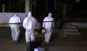 VES: asesinan a balazos a dos hombres en un parque