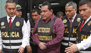 Félix Moreno: exgobernador recibe su tercera condena de cinco años de prisión