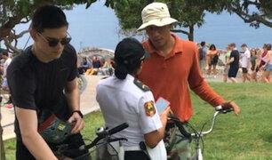 Miraflores: falso guía de turismo estafaba a visitantes extranjeros