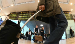 Coronavirus: España suspende conexiones aéreas con Italia para evitar contagios