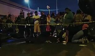 Cae uno de los presuntos sicarios que asesinó a hombre en el Callao