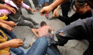 Pucallpa: vecinos casi linchan a colombiano prestamista