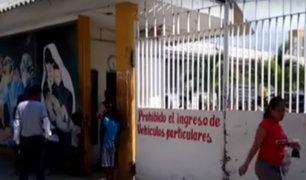Restringen acceso al hospital regional de Tumbes para evitar posibles contagios de coronavirus