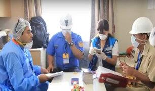 Coronavirus en Perú: inspeccionan nave proveniente de China en Chimbote