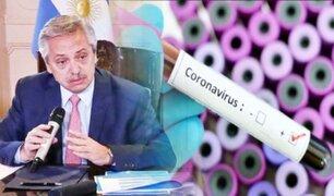 Argentina: darán hasta 15 años de prisión para quienes rompan la cuarentena por coronavirus