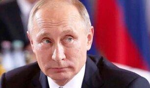 Rusia aprueba reforma con la que Vladimir Putin podrá extender mandato