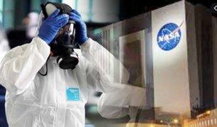 Covid-19: confirman caso de coronavirus en la NASA