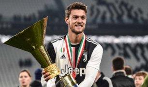 Italia: confirman que un jugador de La Juventus tiene coronavirus