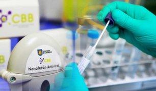 Científicos presentan prototipo de antiviral que permitiría prevenir contagios de coronavirus
