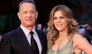 Tom Hanks anuncia que él y su esposa fueron diagnosticados con coronavirus