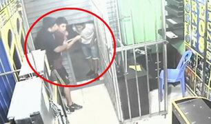 SJL: cabina de internet es asaltada por cuarta vez
