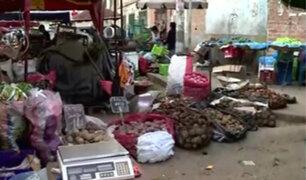 Precios en mercado La Parada se elevan por alta demanda
