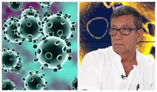 Infectólogo sobre coronavirus: contagiado podría infectar a 4 o 5 personas inmediatamente