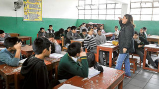 Coronavirus en Perú: colegios desacatan medida y siguen recibiendo alumnos