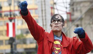 Falleció Esteban Chávez Martínez, el 'Superman peruano', a los 65 años