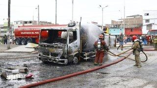 VES: menor de dos años que sufrió quemaduras tras deflagración fue dado de alta