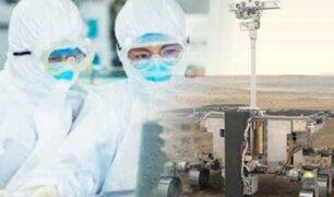 Crisis del coronavirus retrasa hasta 2022 la misión ExoMars al planeta rojo