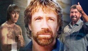 Chuck Norris: el actor y campeón del mundo de karate cumple 80 años