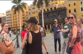 """""""Si nos deportan, daremos malas referencias de Perú"""" dice turista española que incumple cuarentena"""