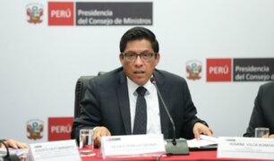 Coronavirus: Zeballos anunció puente aéreo para retorno de peruanos en el exterior