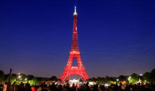 """Coronavirus: cierran """"hasta nuevo aviso"""" la Torre Eiffel por propagación en Francia"""