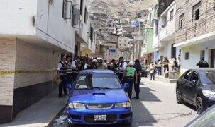 Asesinato de 4 jóvenes en Independencia estaría vinculado a alquiler de armas
