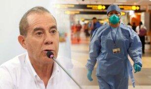 Coronavirus en Perú: Ministerio de Defensa controlará la atención en puertos y aeropuertos
