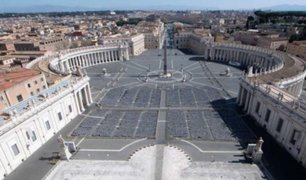 En Roma todas las iglesias católicas cierran sus puertas por el coronavirus