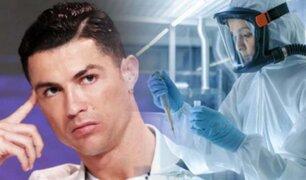 Cristiano Ronaldo envía mensaje por la pandemia de coronavirus