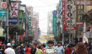 La Victoria: autoridades evalúan cerrar temporalmente Gamarra por coronavirus