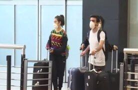 Peruanos adelantaron regreso antes de cancelación de vuelos por coronavirus