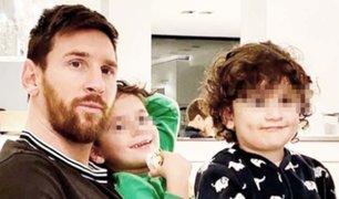 Lionel Messi envió mensaje de solidaridad por crisis del coronavirus
