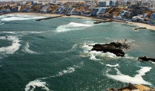 Coronavirus en Perú: Playa San Bartolo cumple disposición municipal de cierre de playas
