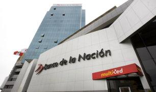 Banco de la Nación evalúa abrir cuenta básica para todos los peruanos que cumplan 18 años