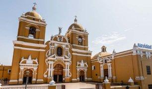 Trujillo: suspenden misas dominicales y actividades de Semana Santa por coronavirus