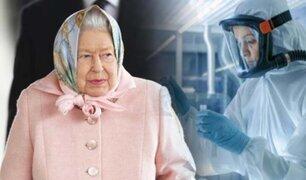 Reino Unido: la Reina Isabel II es desalojada de su Palacio por el coronavirus