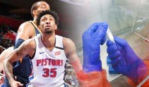 EEUU: NBA confirma su tercer caso de coronavirus