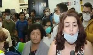 Estado de emergencia: pasajeros insisten en viajar pese a cierre de Aeropuerto Jorge Chávez