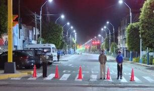 Callao: restringen acceso vehicular en segundo día de estado de emergencia