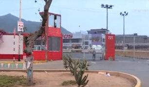 San Luis: Terminal de Yerbateros cerró sus puertas por estado de emergencia