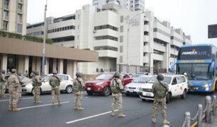 Estado de emergencia: Gobierno entregará salvoconductos para circulación de vehículos autorizados