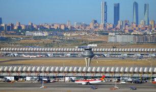Coronavirus en España: autoridades evalúan cierre de espacio aéreo