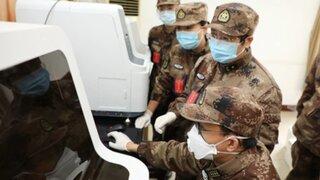 China aprueba ensayos clínicos de posible vacuna contra el coronavirus