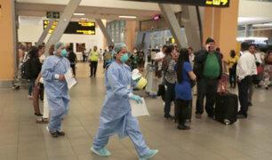 Jefe de Indeci anunció que solucionarán situación de pasajeros varados en aeropuerto Jorge Chávez