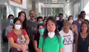 Peruanos en el extranjero piden ayudar para retornar al país
